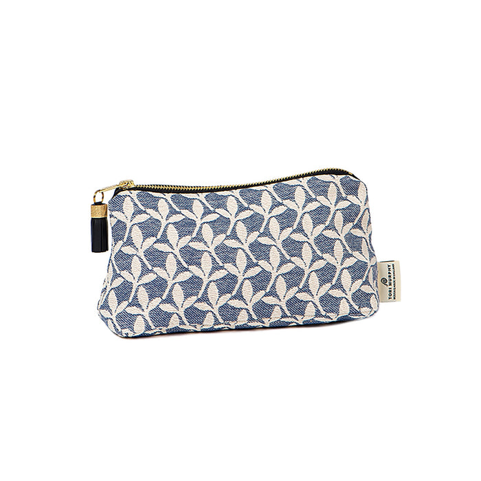 Little Cress Small Wash Bag Navy