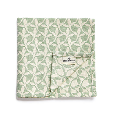 Little Cress Napkin set of 4, Olive