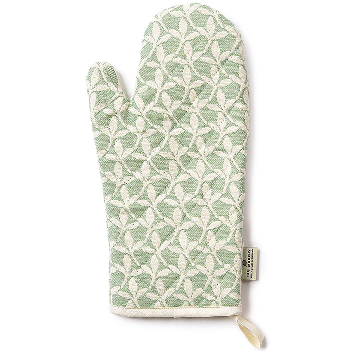 Little Cress Oven Glove Olive