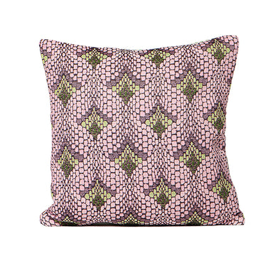 Tapestry Cushion Pink