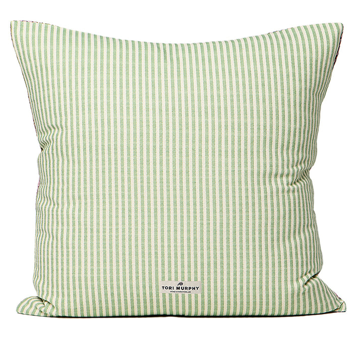 Tapestry Cushion Green