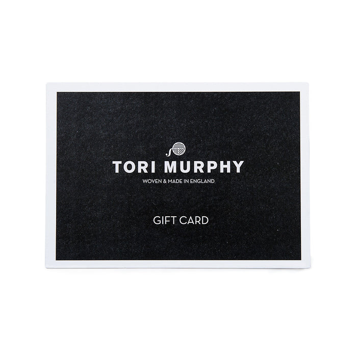 Gift Cards by Tori Murphy