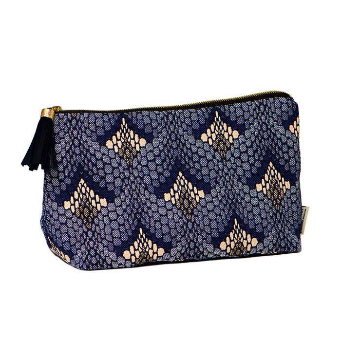 Tapestry Large Wash Bag Navy