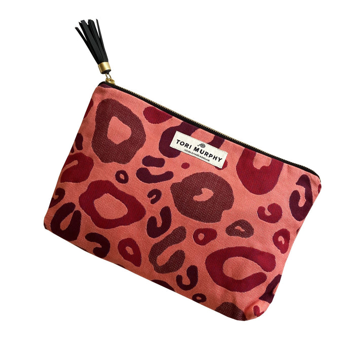Whistler Clutch Bag in Red