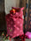 Dotty Spot Santa Sack Small Red & Pink