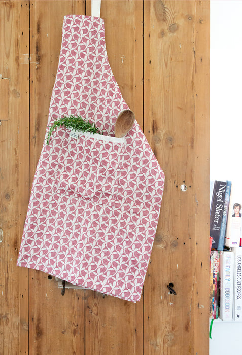 Little Cress Apron Black