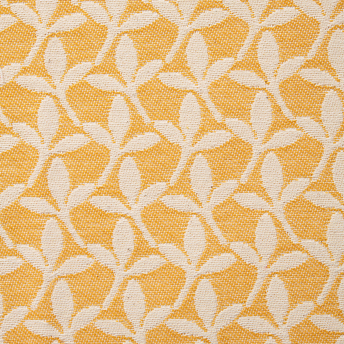 Little Cress Cotton Fabric Mustard