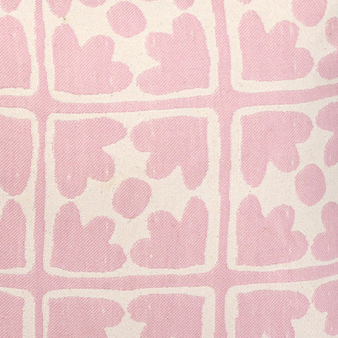 Bloom Cotton Fabric Rose