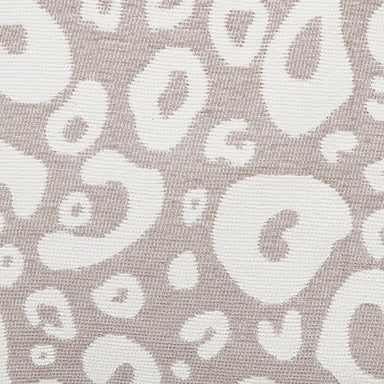 Hamilton Spot Chenille Fabric fawn and linen