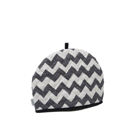 Chevy Tea Cosy Black/Linen