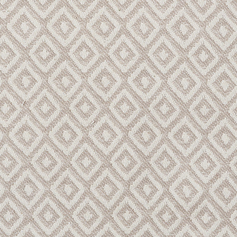Broadway Cotton Fabric Fawn and Linen