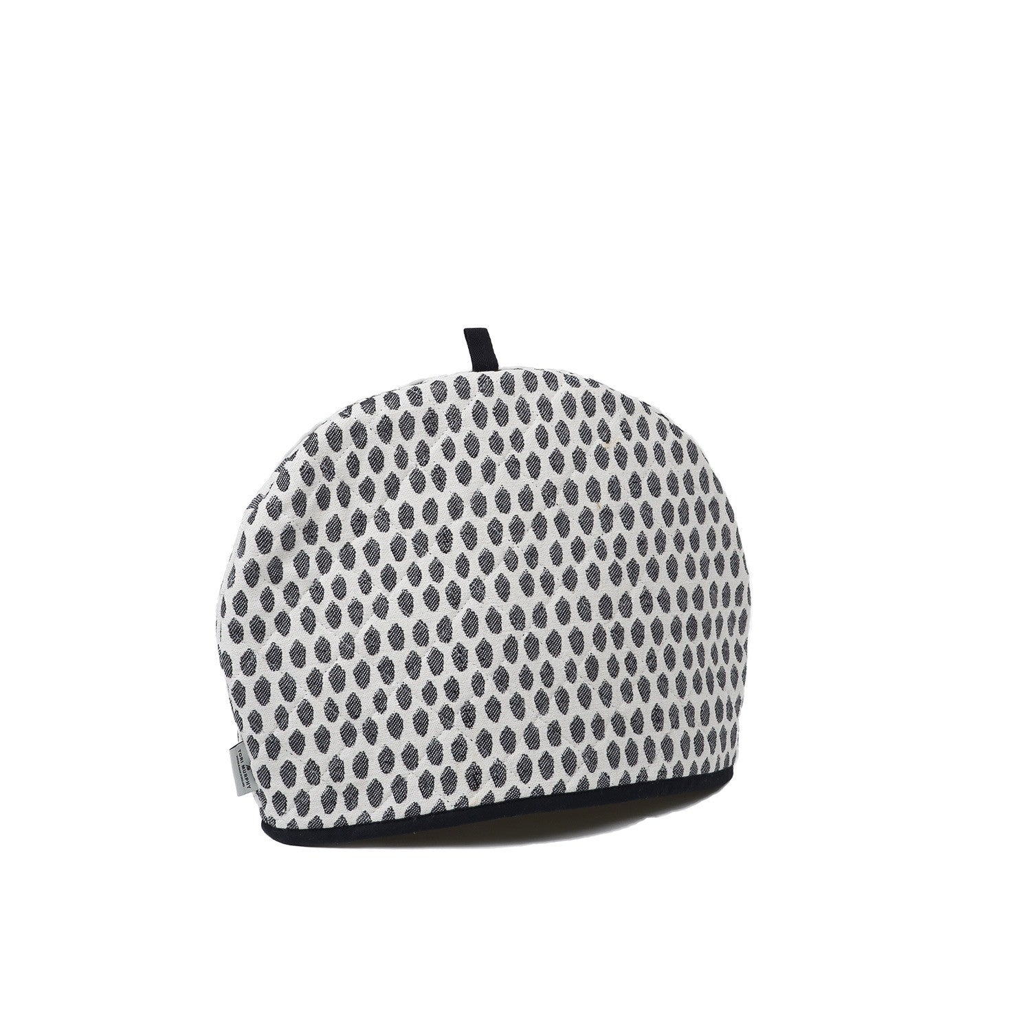 Elca Tea Cosy Black on Linen