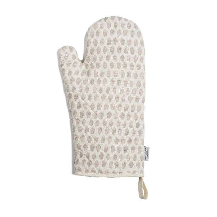Elca Oven Glove Fawn on Linen
