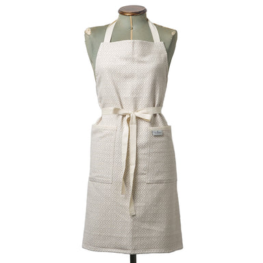 Broadway Apron Fawn on Linen