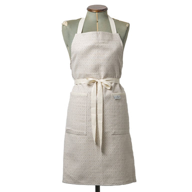 Broadway Apron Linen on Fawn