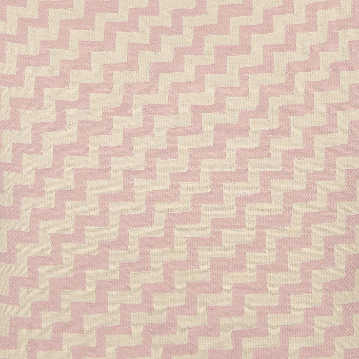 Climbing Chevy Cotton Fabric Rose and Cream