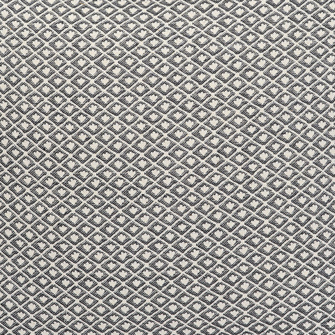 Seedling Cotton Fabric Black