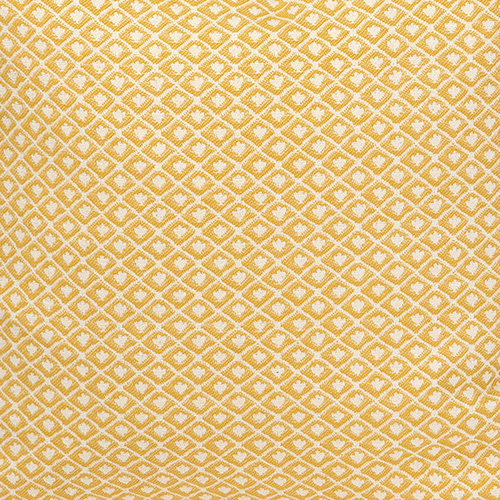Seedling Cotton Fabric Mustard