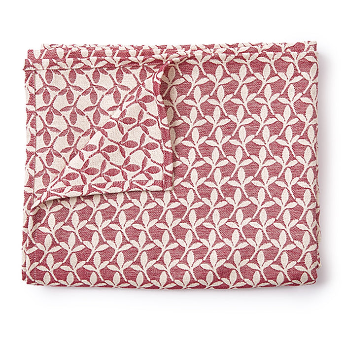 Little Cress Table Cloth Claret