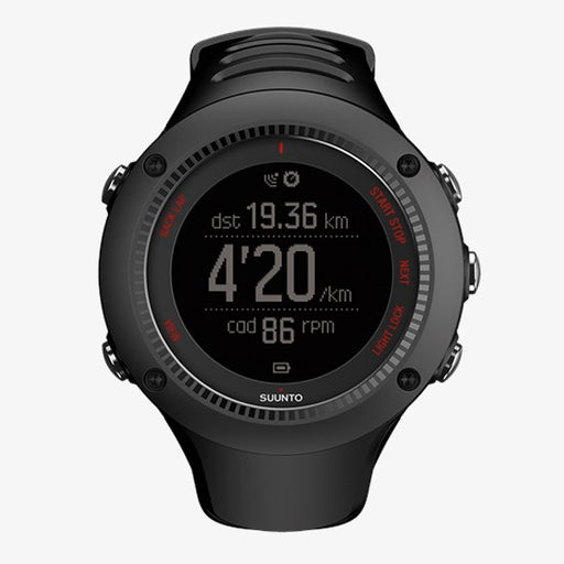 Suunto Ambit3 Run - Black