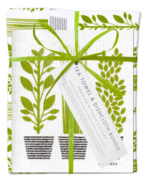 Bundle - Green Herbs