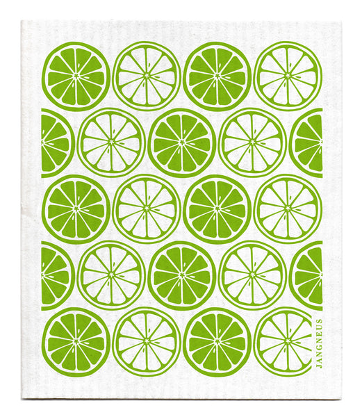 Green - Citrus Dishcloth
