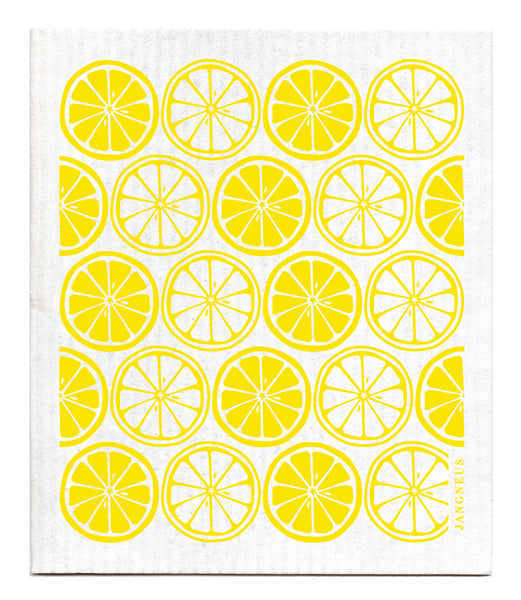 Yellow - Citrus Dishcloth