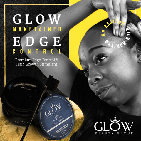 GLOW Manetainer Edge Control