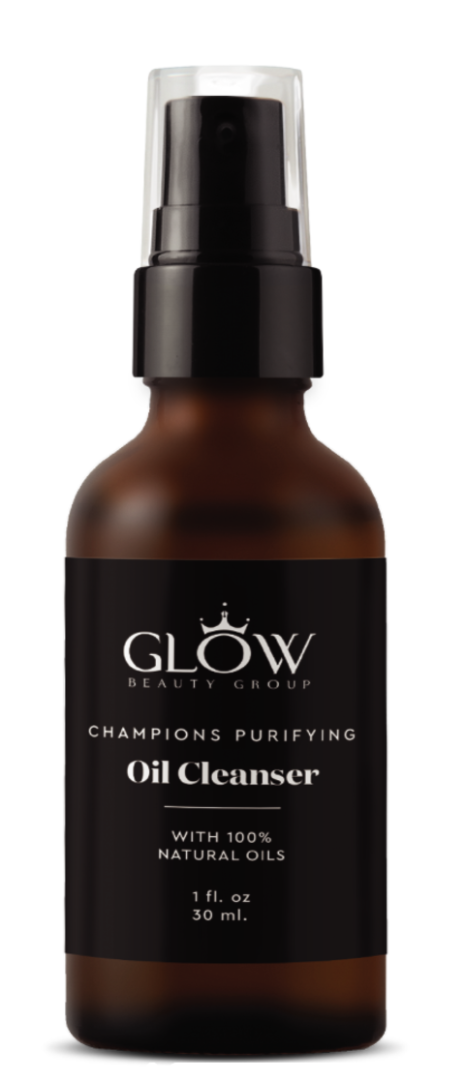 Champions Purifying Oil Cleanser (Everyday Facial Wash/Make-Up Remover)