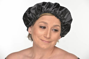 Glow Cap (Silk Hair Bonnet)