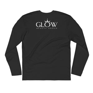 Classic GLOW Long Sleeve Fitted Crew