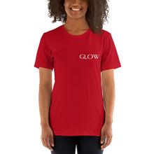 Load image into Gallery viewer, Simple GLOW Short-Sleeve Unisex T-Shirt