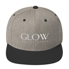 Load image into Gallery viewer, GLOW (No Crown) Snapback Hat