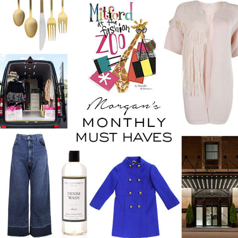 BURU monthly must haves