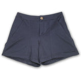 Naomi Navy Knit Short