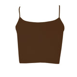 brown bralet