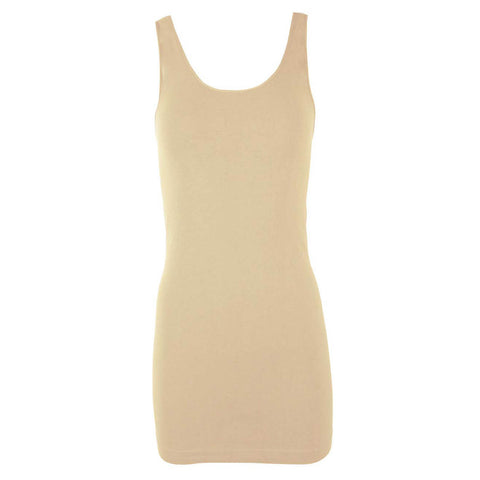 One Size Tank Dress - Available in 5 Colors
