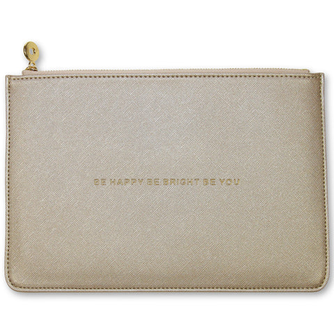 The Happy Mom Pouch - Gold
