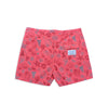 Shells Board Shorts (Coral)