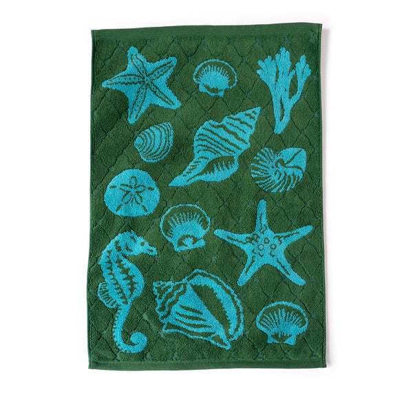Shells Hand Towel