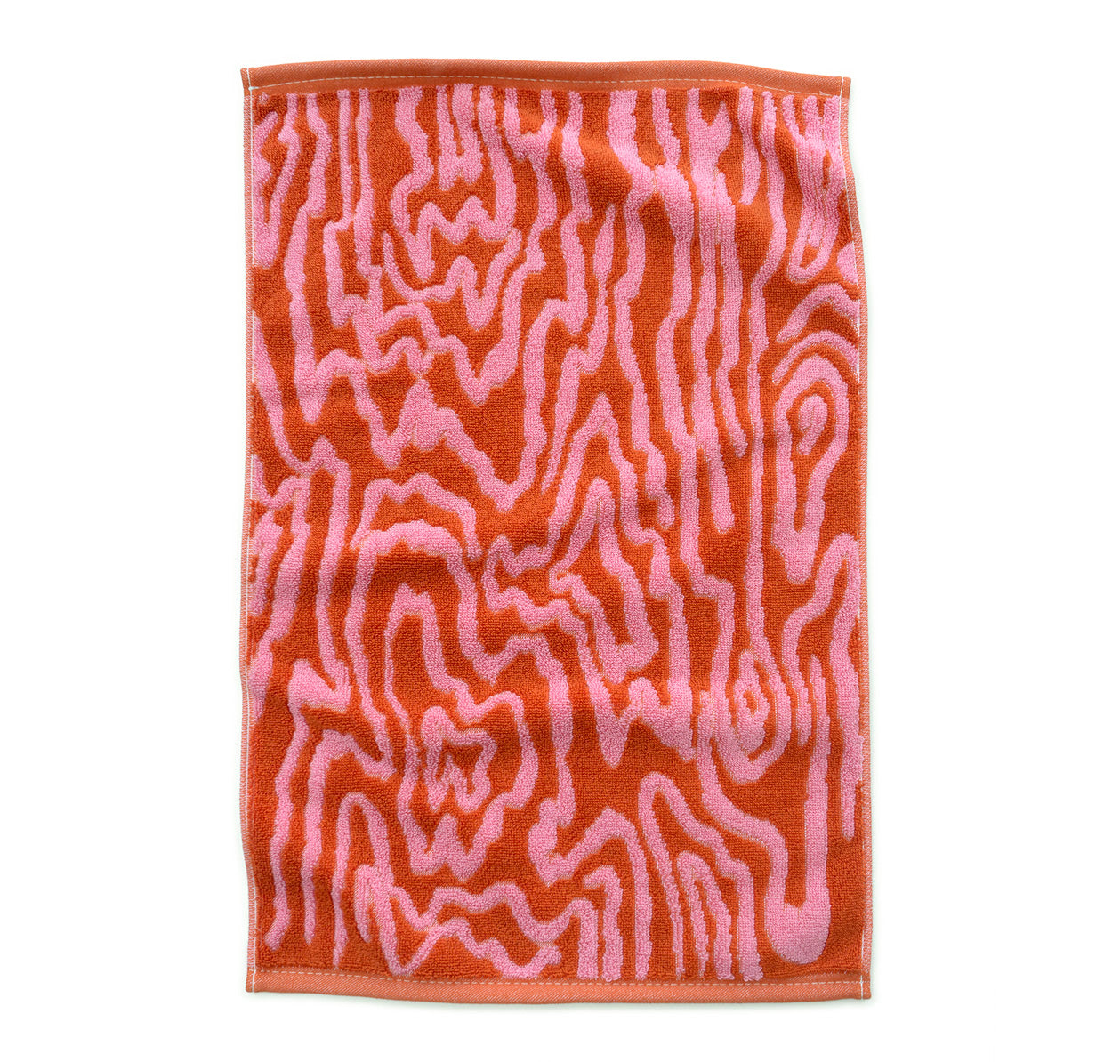 Woodgrain Hand Towel