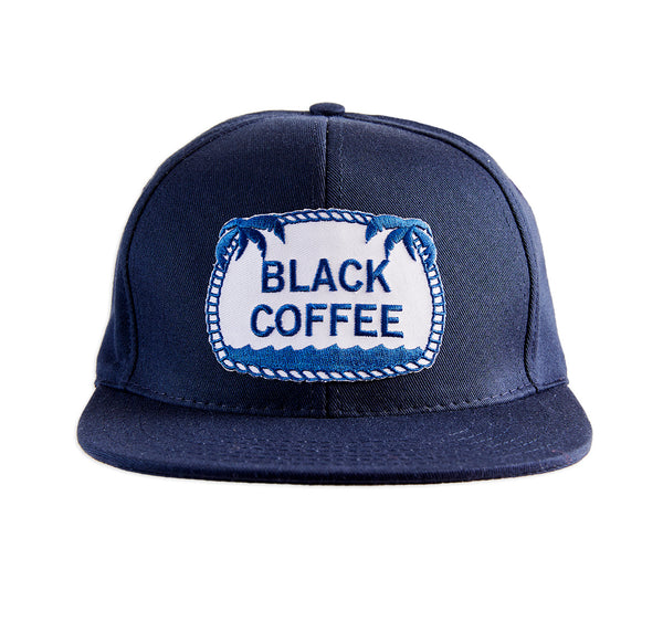 Black Coffee ball cap