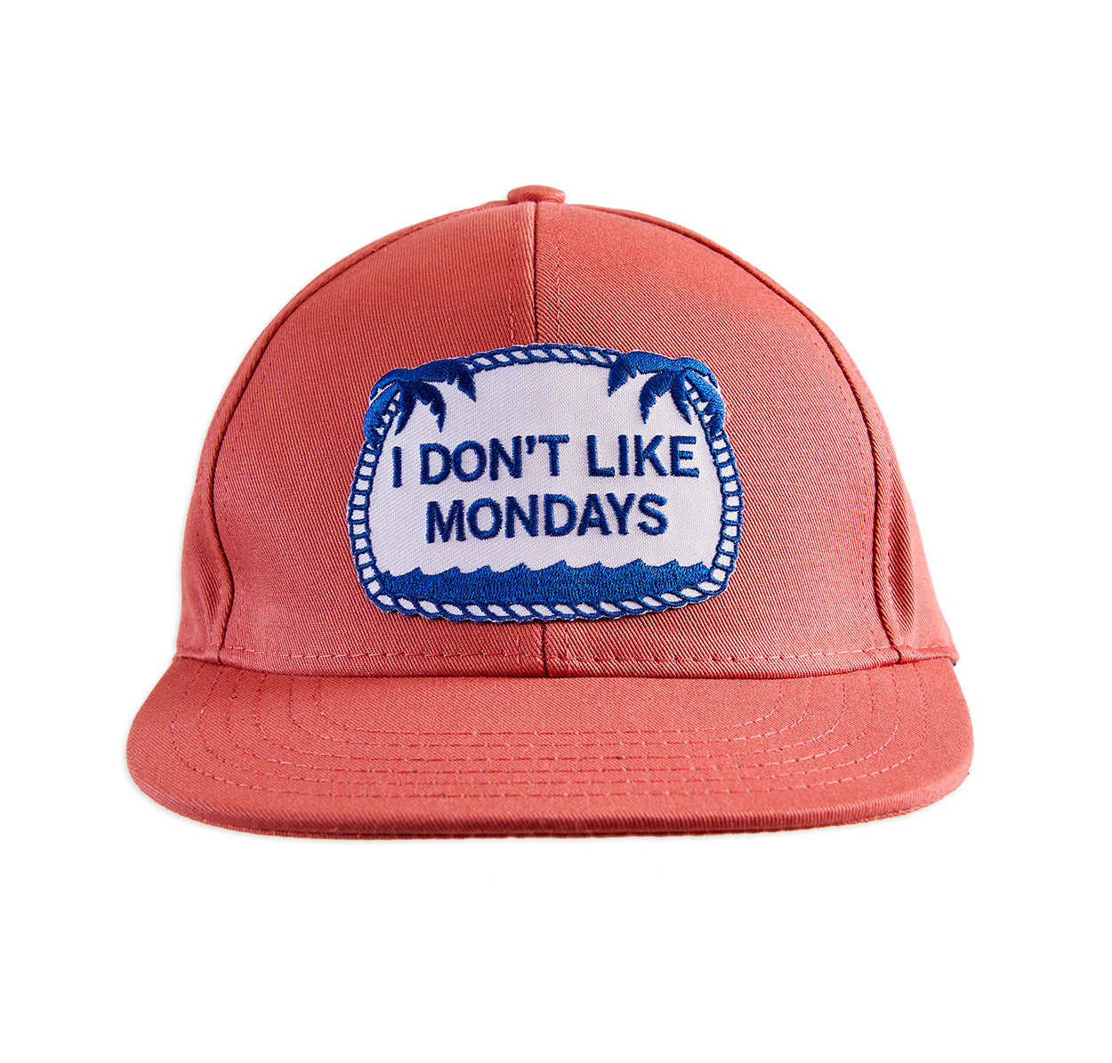 I Don't Like Mondays ball cap