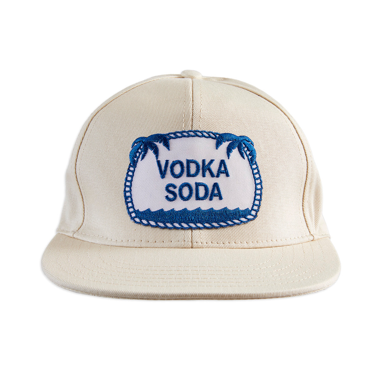 Vodka Soda ball cap