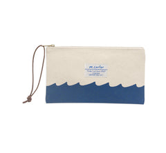 Wave Bottom Pouch