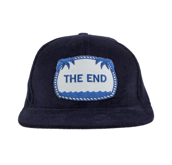 The End ballcap