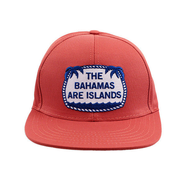 The Bahamas are Islands ball cap
