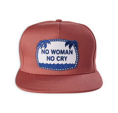 No Woman No Cry ballcap