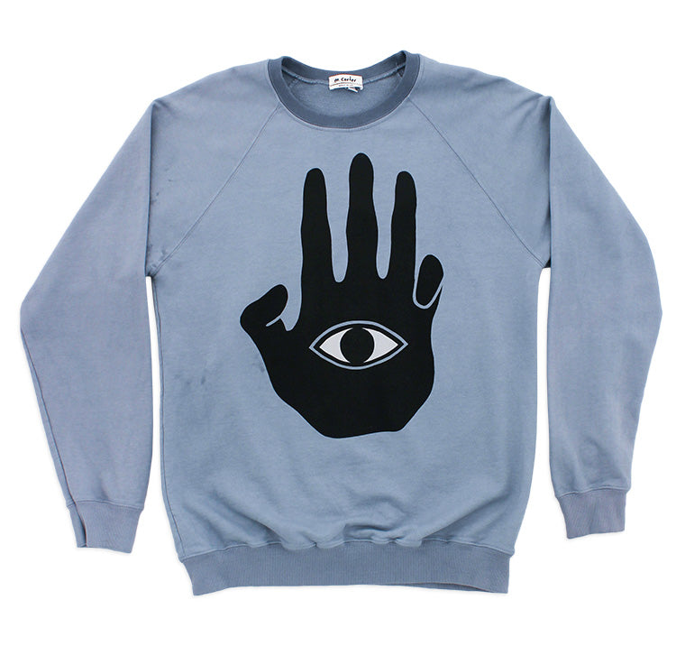 Hand Sweater (Grey)