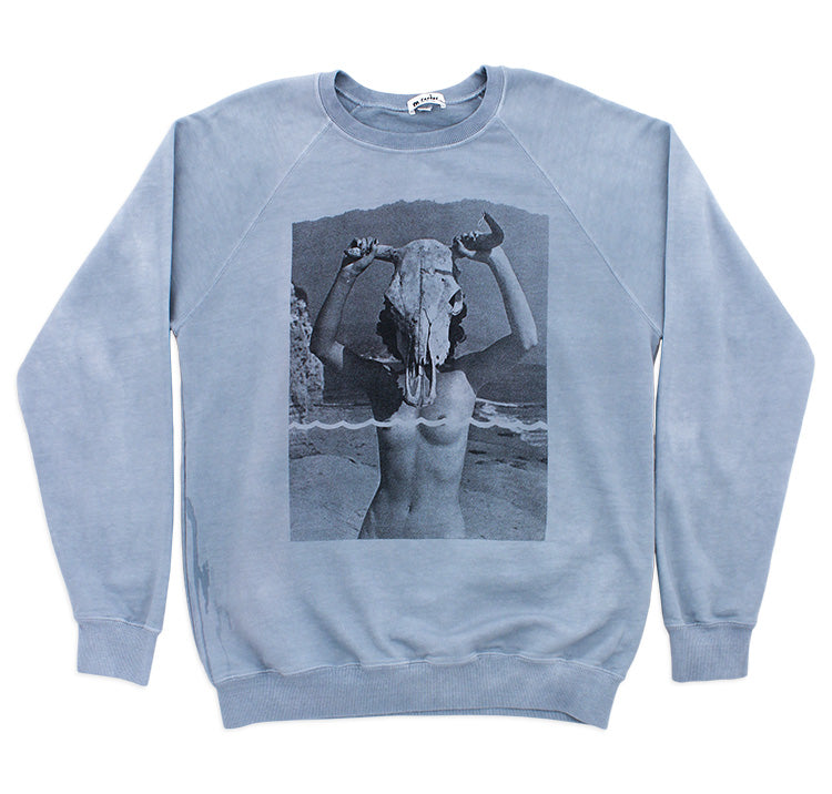 Minotaur Sweater (Grey)